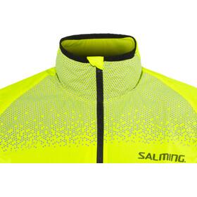 Salming Skyline Kamizelka do biegania Mężczyźni żółty